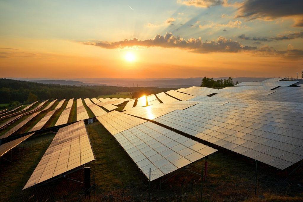 Farma fotowoltaiczna zainstalowana przez APP Energy