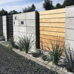 Nowoczesne ogrodzenia – dlaczego warto wybrać bloczki ogrodzeniowe z betonu architektonicznego?